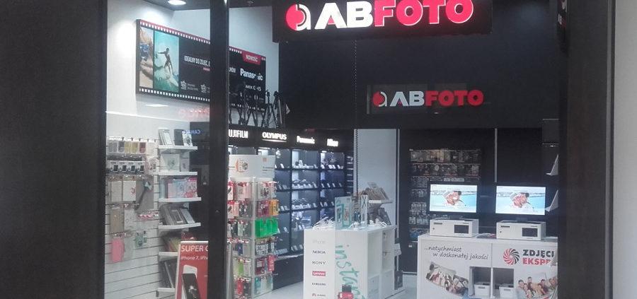 Realizacja sklepu AB FOTO